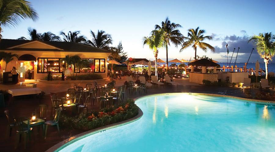 The Sands at Grace Bay, il ristorante Hemingway's
