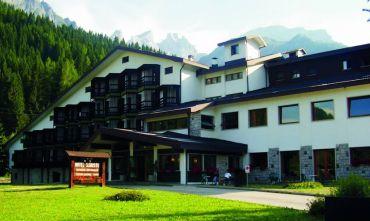 Hotel San Giusto sulle piste delle Tre Valli