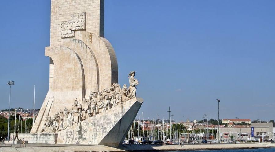 Lisbona, Monumento das Descobertas