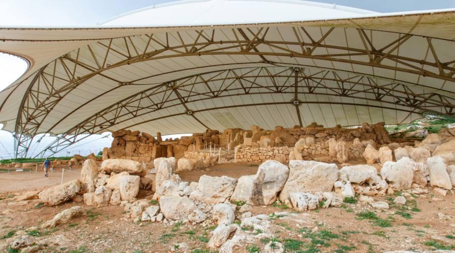6° giorno: visita a Hagar Qim