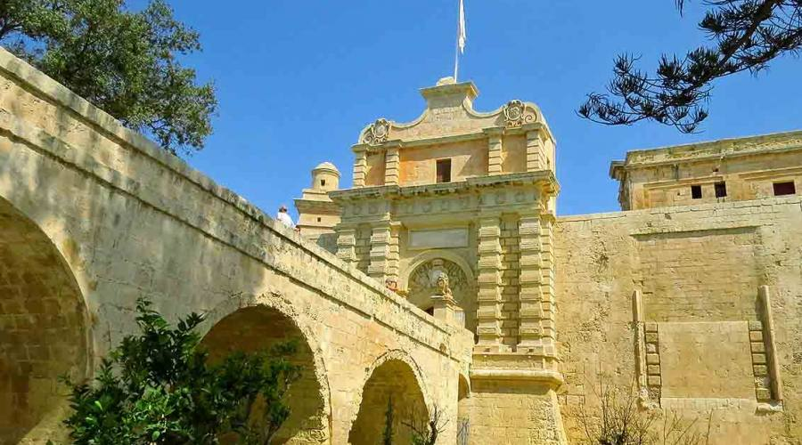 3° giorno: visita a Mdina