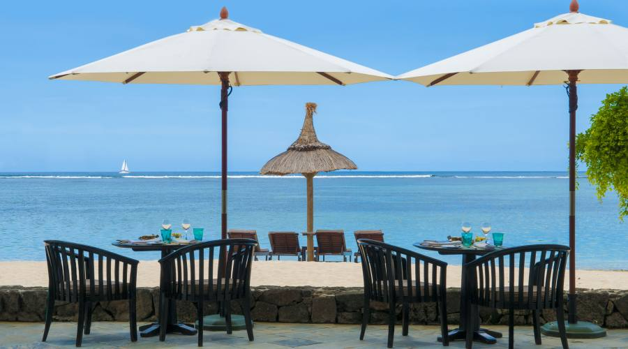 Tamassa beach restaurant