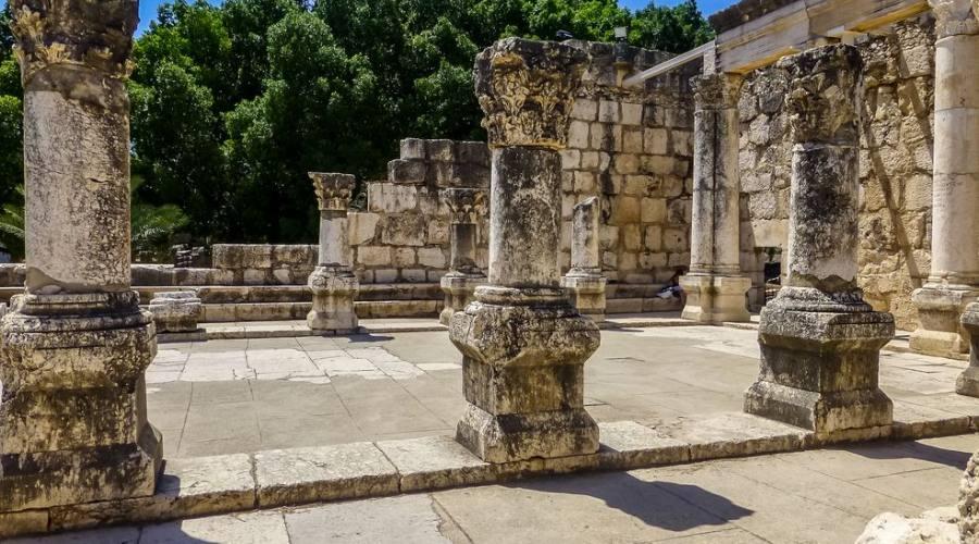 Cafarnao - Antica Synagoga