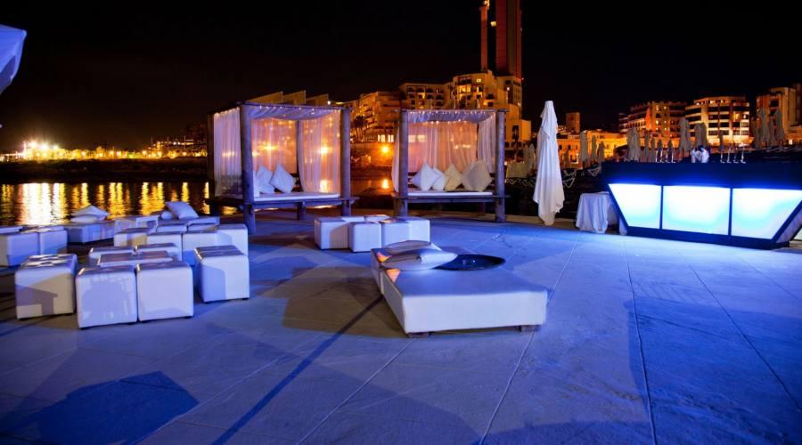 Westin Dragonara: Bedouin Bar