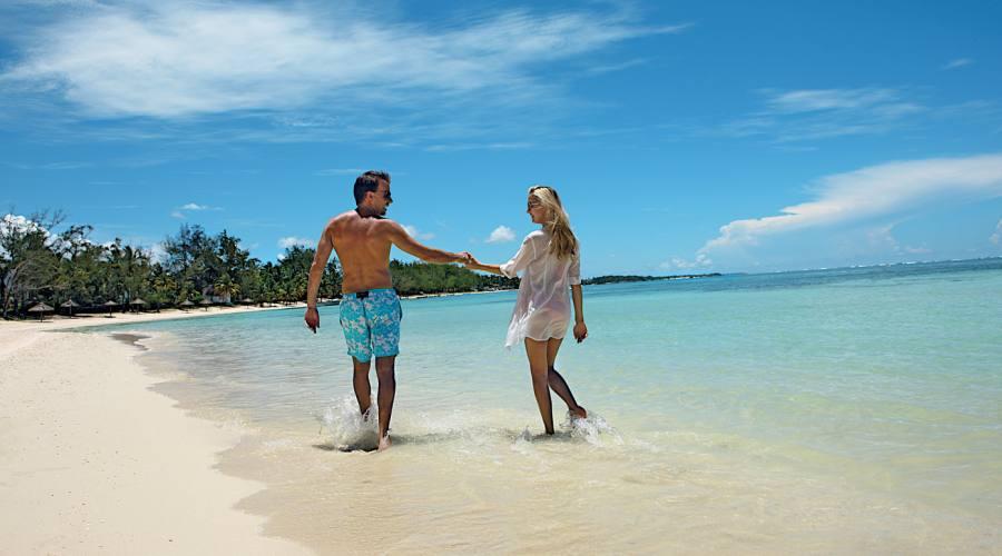 Il vostro giorno piu' bello sulla spiaggia dell'Ambre Belle Mare