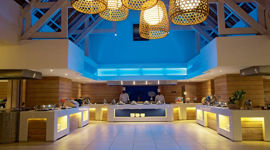 Il ristorante Indigo