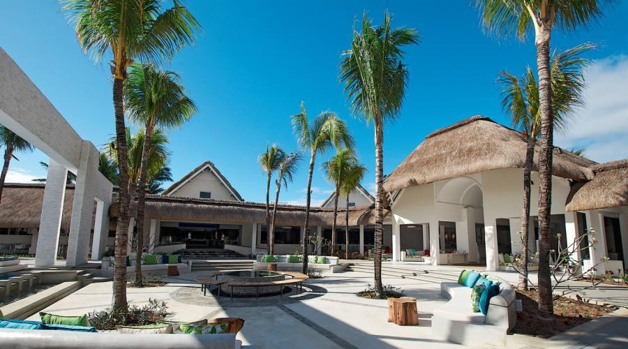 Lo stile Mauriziano del resort