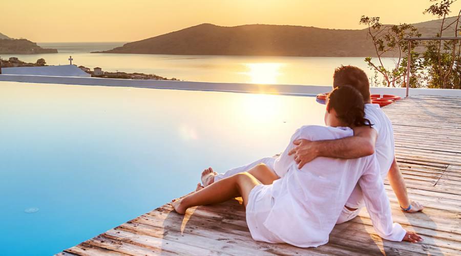 Dove volete trascorrere il giorno piu' bello della vostra vita?