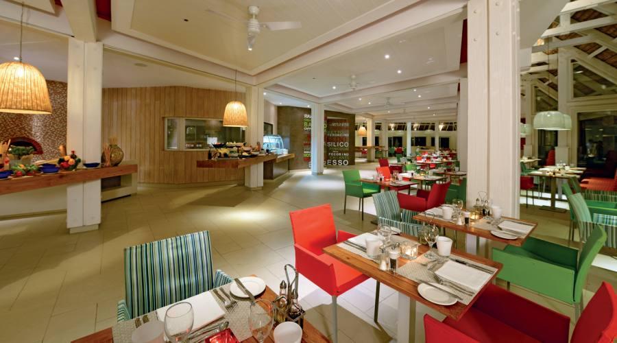 Il ristorante Dolce Vita