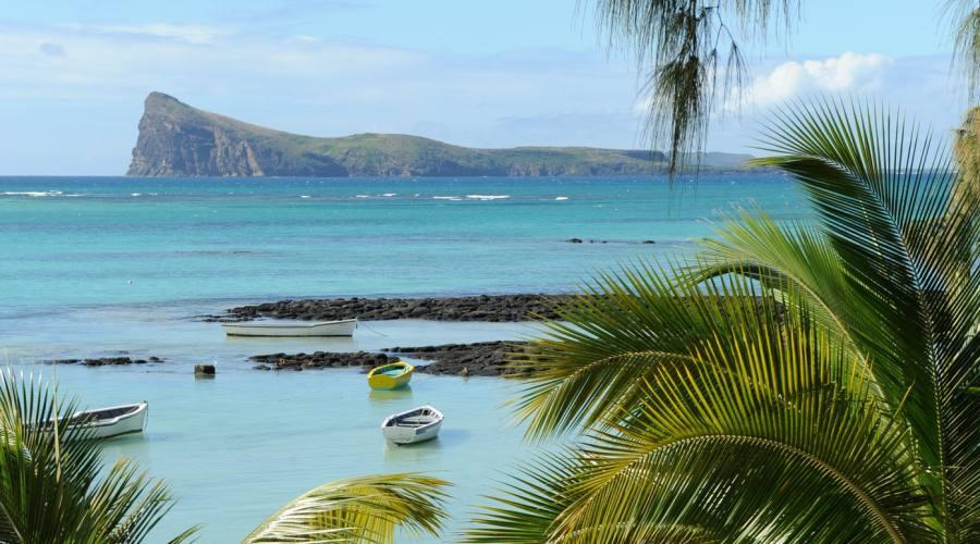 Vista dal resort