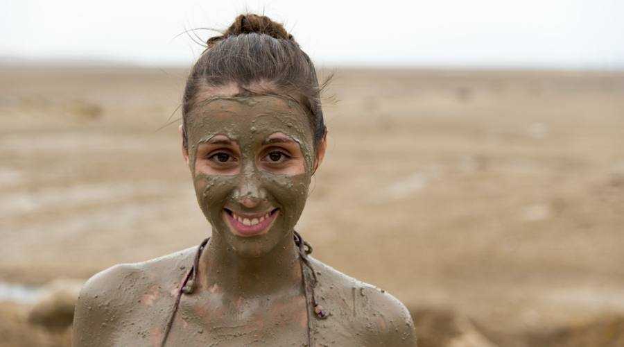 Weekend sul Mar Morto