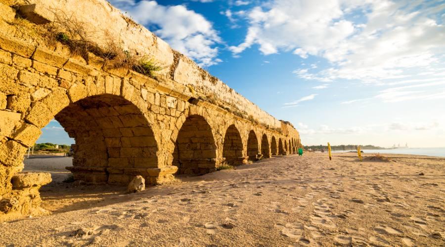 Tour Israele Cesarea