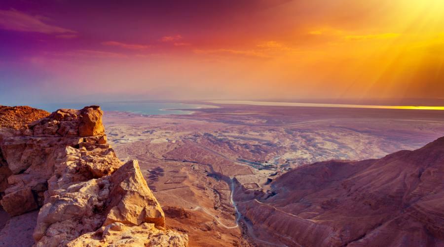 Tour Israele Masada
