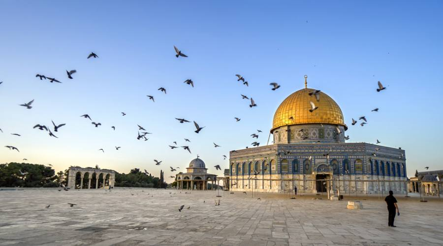 Tour Israele Cupola della Roccia