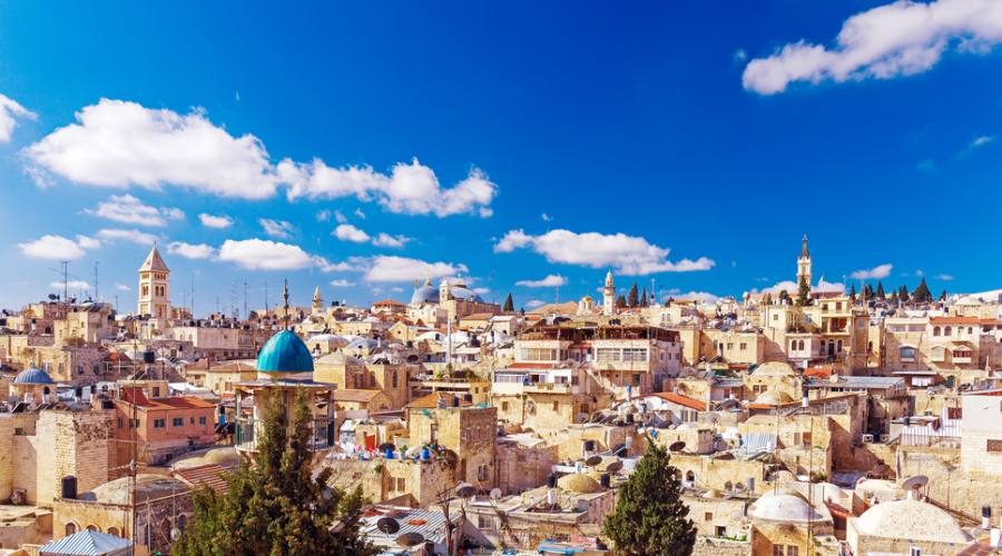 Tour Israele Gerusalemme