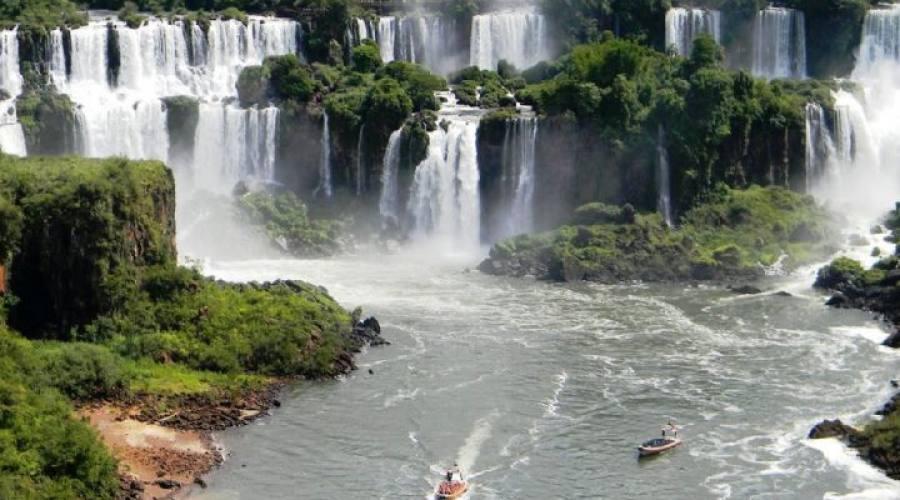 Tour Eno-gastronomico: Cascate di Iguacu