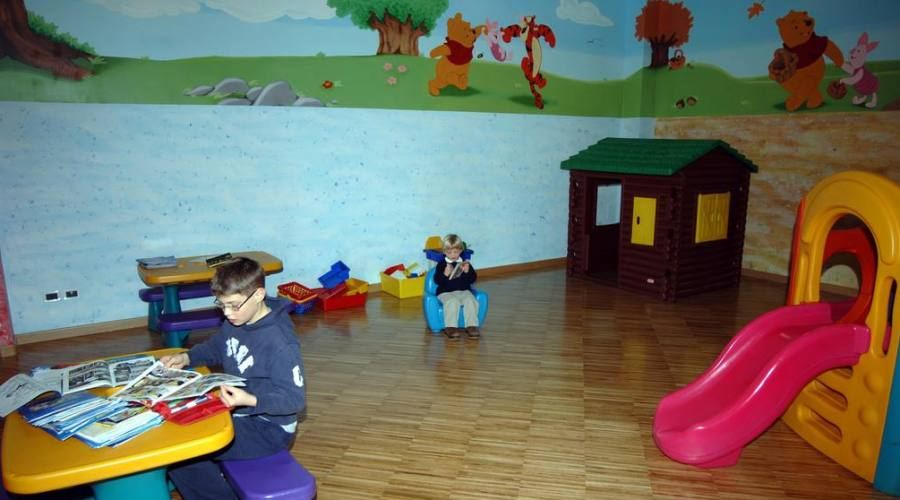 Sala giochi bimbi