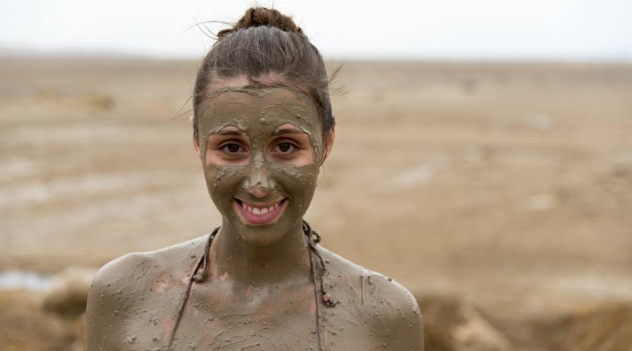 Fanghi al Mar Morto