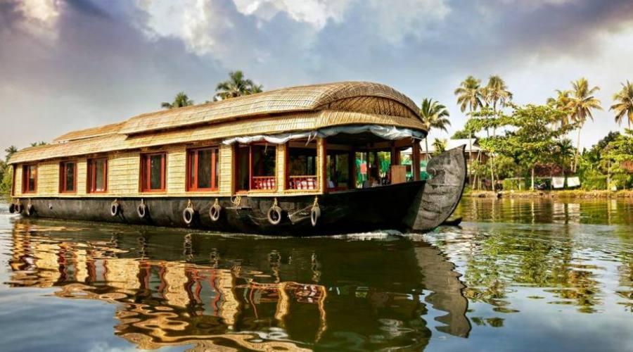 Naturaleza virgen en Kerala