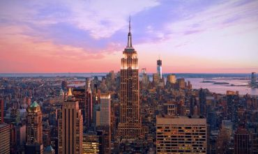 Ferragosto a New York con Accompagnatore dall'Italia dall'11 al 16 Agosto