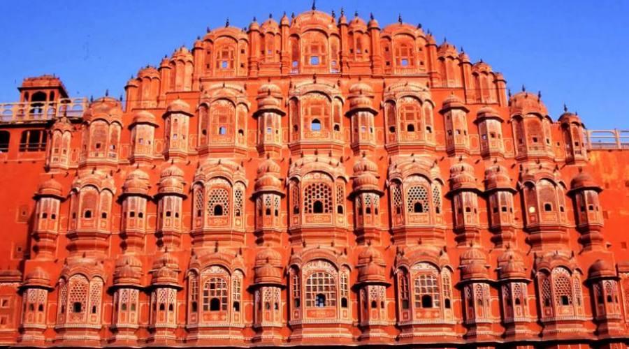 Jaipur: Palacio de los Vientos
