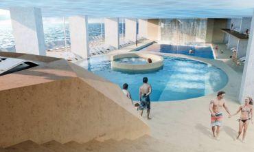 Hotel 4 stelle con parco acquatico di 1000 mq.