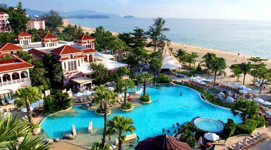 Centara Grand Beach Resort Phuket 5 stelle
