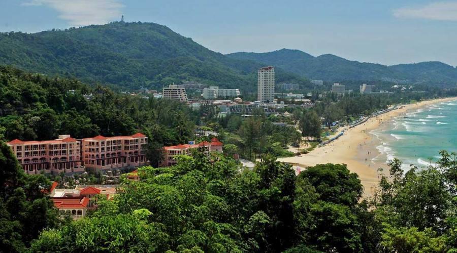 Centara Grand Beach Resort Phuket 5 stelle