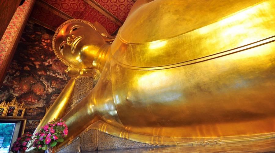 Il Tempio Wat Po di Bangkok