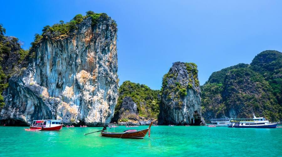 Gita in barca a Phuket