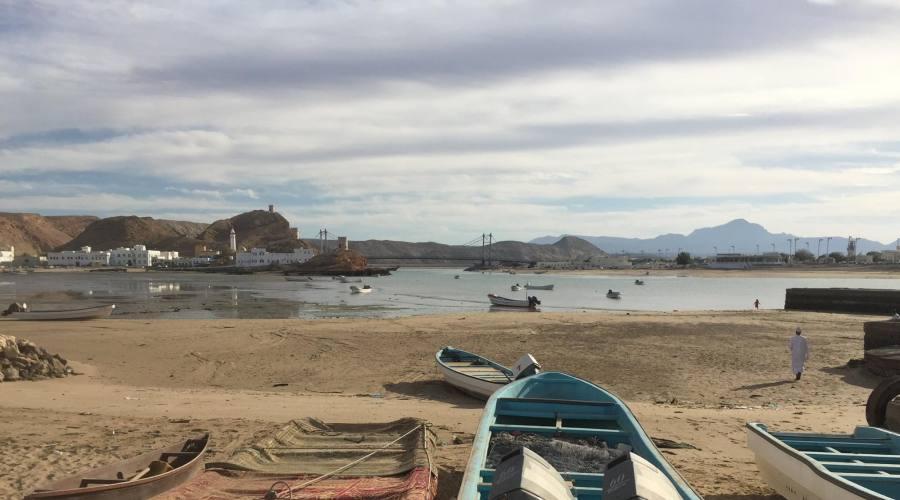SUR - cittadina di pescatori