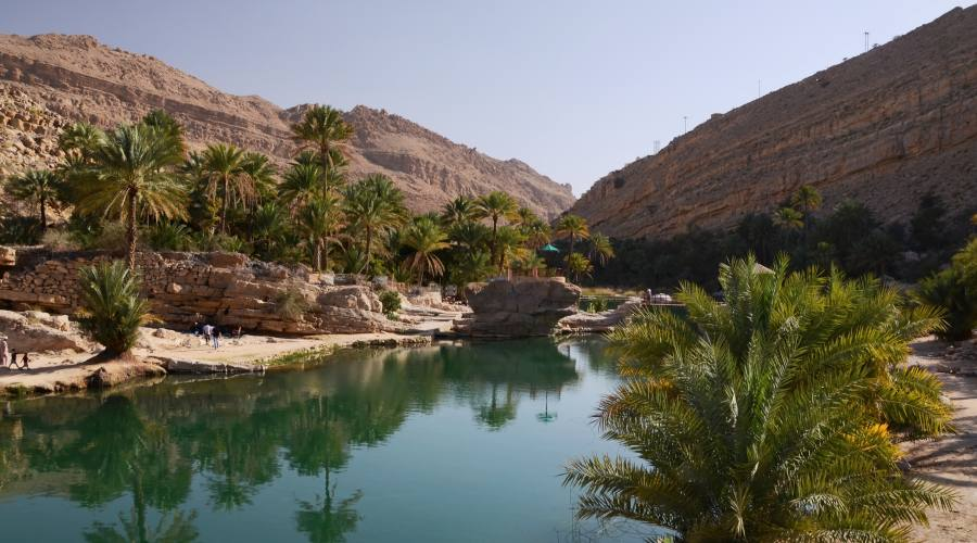 Wadi Bani Klalid