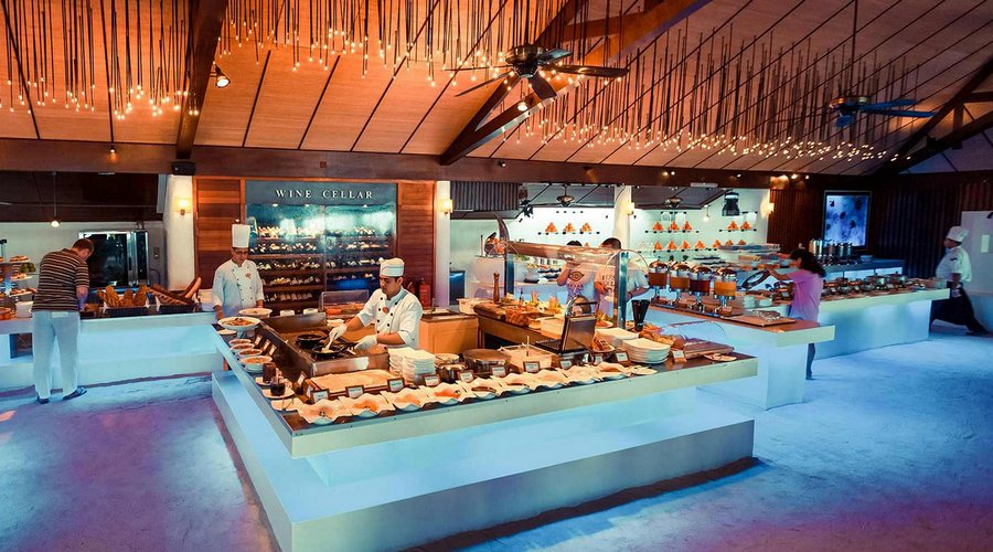 Il ristorante Lily Maa