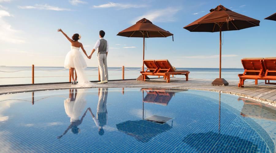 Il vostro giorno piu' bello nel posto piu' romantico al mondo