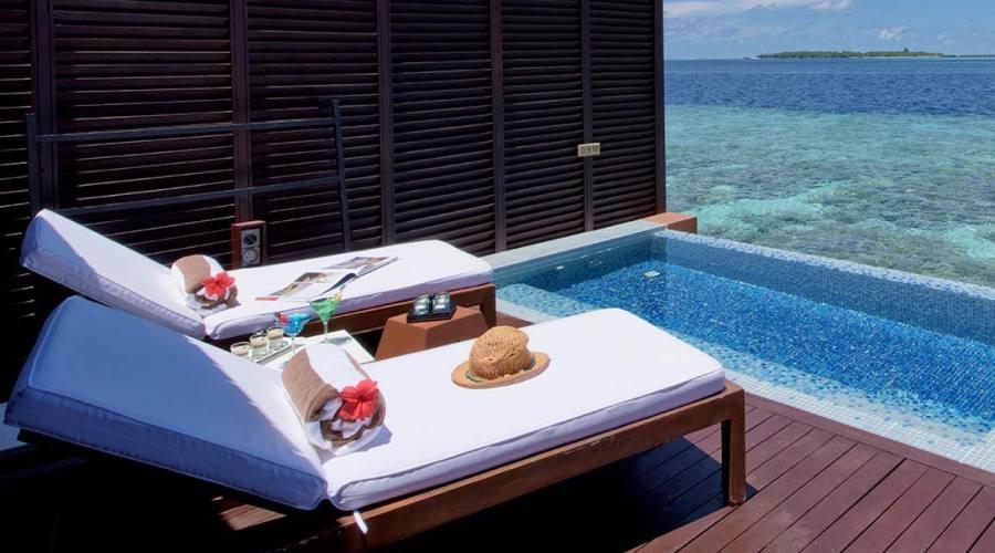 La Deluxe Water Villa