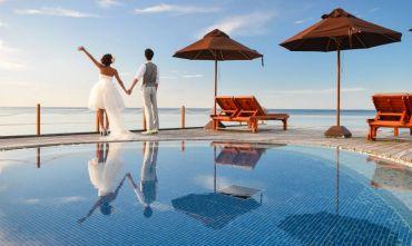 Viaggio di nozze: il Paradiso al Lily Beach