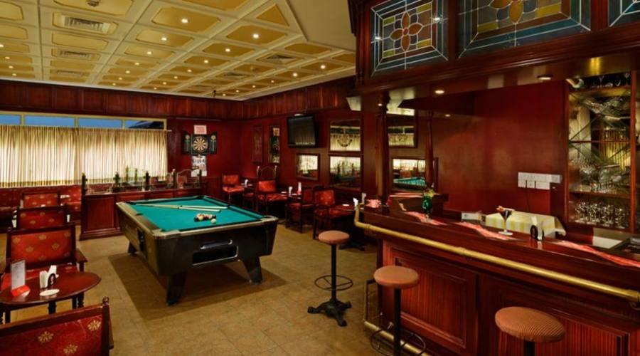 Sala Bar, sala giochi