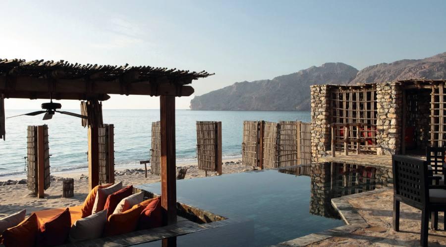 Spiaggia privata attrezzata