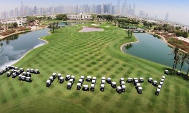 Il Golf più esclusivo: Emirates Golf Club, The Montgomerie Golf Club e gli altri...