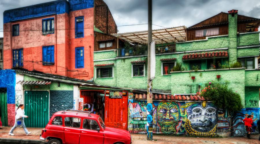 Tour e Pacifico Colombiano: Bogotà - la candelaria