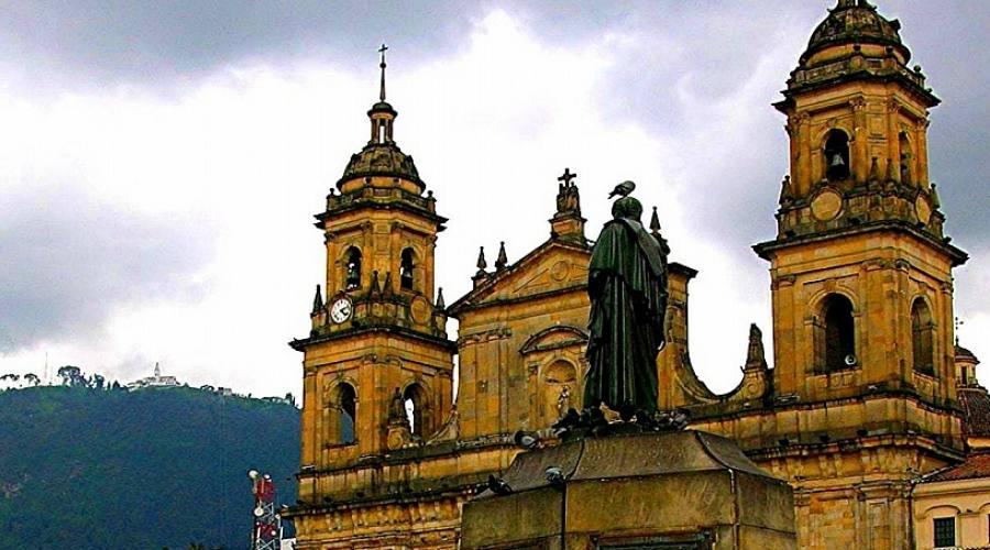 Bogotà: Cattedrale