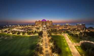 Emirates Palace Hotel 5 stelle lusso
