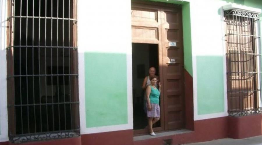 Ingresso Casa Particular, Trinidad