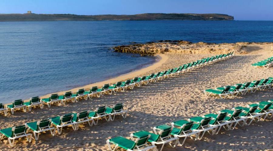 Paradise Bay: Spiaggia Privata