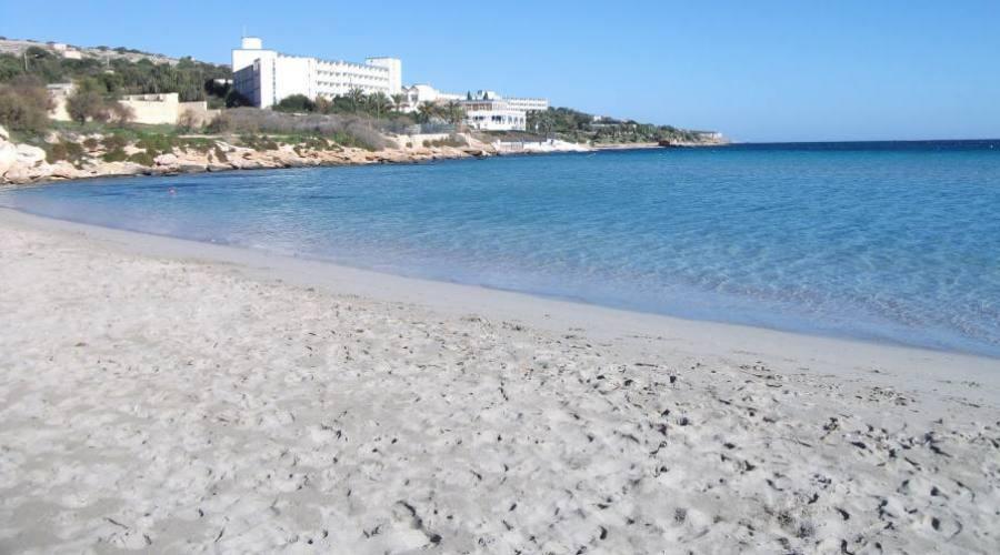 Malta: Mellieha Bay