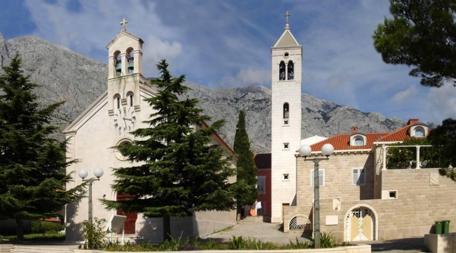 Baska Voda - centro storico