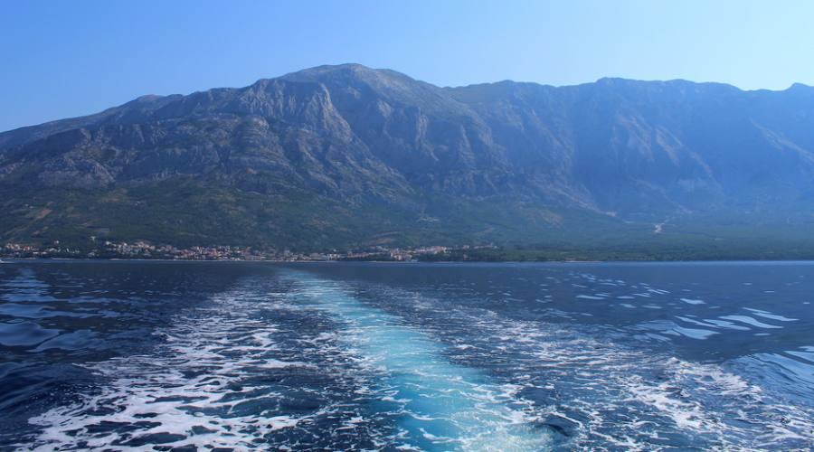 Baska Voda - il mare