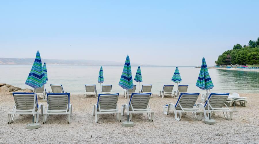 Baska Voda - una delle spiaggie