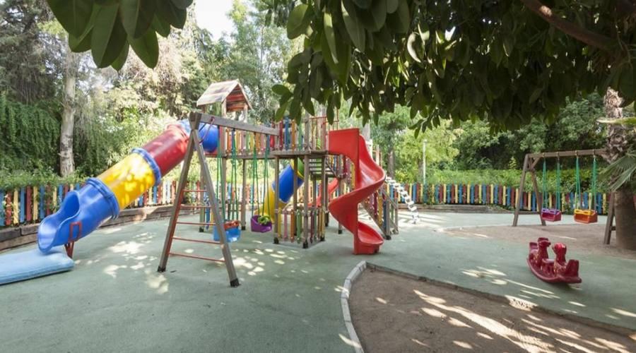area giochi per bambini