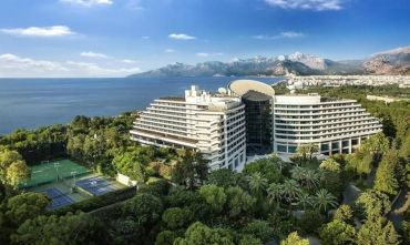 Hotel Rixos Downtown 5 Stelle - Volo Charter